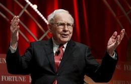 Cổ phiếu các công ty Nhật Bản được Warren Buffett rót tiền rớt giá