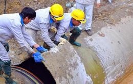 Nhà máy nước sạch sông Đà 3 ngày xảy ra 2 sự cố phải dừng cấp nước
