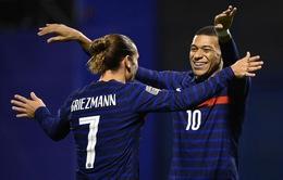 Nhọc nhằn hạ Croatia, ĐT Pháp quyết bám đuổi Bồ Đào Nha (UEFA Nations League 2020/21)