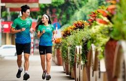 VPBank Hanoi Marathon ASEAN 2020: Chạy và đón ánh bình minh trong trời thu Hà Nội