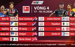 La Liga và Bundesliga cuối tuần: Những trận cầu hấp dẫn trên VTVcab