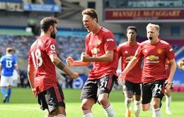 Những con số trước vòng 5 Ngoại hạng Anh: Chờ Quỷ đỏ lập kỷ lục