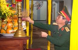 Ngày 18/10, tổ chức lễ truy điệu 13 cán bộ, chiến sĩ hy sinh ở Rào Trăng 3