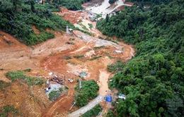 Sức hủy diệt khủng khiếp của sạt lở đất nhìn từ thủy điện Rào Trăng 3