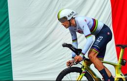 Filippo Ganna giành chiến thắng chặng 14 Giro d'italia