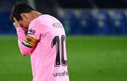 Getafe 1-0 Barcelona: Thất bại bất ngờ!