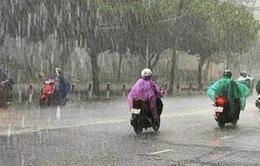 Các tỉnh từ Hà Tĩnh đến Quảng Ngãi có mưa to đến rất to