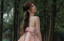 Ngu Thư Hân nổi bật không kém đàn chị Triệu Lệ Dĩnh tại Kim ưng 2020