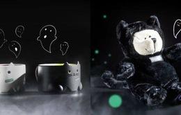 Dân mạng buôn gì: Tất chân mèo hay cốc starbucks Halloween?