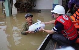 Đề xuất cấp 6.000 tấn gạo hỗ trợ người dân bị ảnh hưởng mưa lũ