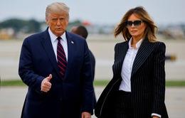 Tổng thống Trump và vợ dương tính với COVID-19