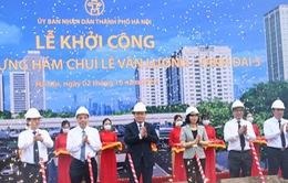 Hôm nay (2/10) khởi công hầm chui Lê Văn Lương - Vành đai 3