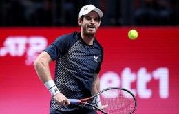 Andy Murray nghỉ thi đấu trong phần còn lại năm 2020