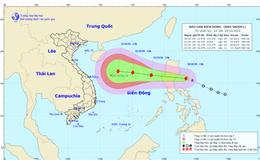Theo dõi chặt diễn biến của bão trên Biển Đông