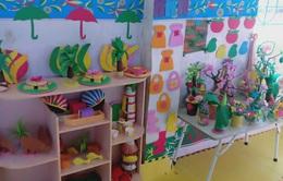 Chọn đồ chơi, học liệu cho trẻ mầm non phải đáp ứng 3 tiêu chí