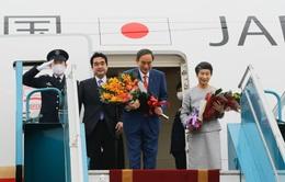 Thủ tướng Nhật Bản kết thúc tốt đẹp chuyến thăm Việt Nam