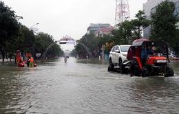 Hà Tĩnh sơ tán gần 21.000 người do ngập lụt