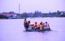 Đại sứ quán Việt Nam tại Singapore, Hàn Quốc, Đức kêu gọi ủng hộ đồng bào miền Trung bị lũ lụt