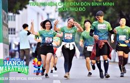 VPBank Hanoi Marathon ASEAN 2020: Trải nghiệm chạy đêm đón bình minh giữa thủ đô