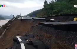 Quảng Trị tìm cách tháo gỡ khó khăn thông những tuyến đường cô lập