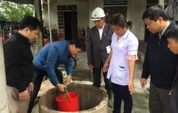 Các biện pháp xử lý nước sinh hoạt trong mùa mưa, bão