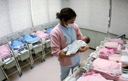 Nhật Bản dự báo số trẻ sơ sinh giảm kỷ lục trong năm 2020