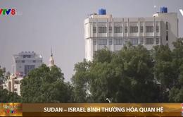 Sudan-Israel bình thường hóa quan hệ