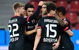 Bayer Leverkusen 3-1 Augsburg: Leverkusen trở lại top 4 (Vòng 5 Bundesliga 2020/21)