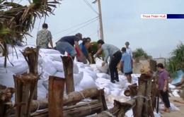 Thừa Thiên - Huế, Khánh Hòa gia cố đê, di dời dân phòng chống bão số 9