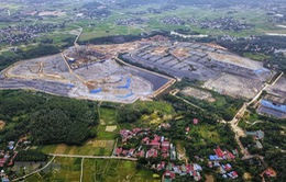 Đề xuất xử lý miễn phí mùi của bãi rác Nam Sơn bằng công nghệ Nhật Bản
