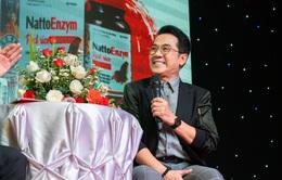 """NSƯT Thành Lộc: """"Ở tuổi ngoài 50, tôi sợ nhất đột quỵ"""""""