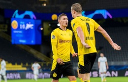 Dortmund 2-0 Zenit: Haaland, Sancho mang về chiến thắng cho Dortmund (Bảng F Champions League 2020/21)