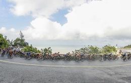 ẢNH: Những khoảnh khắc ấn tượng chặng 6 Giải xe đạp VTV Cúp Tôn Hoa Sen 2020
