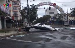 Quảng Nam: Công tác khắc phục hậu quả bão số 9