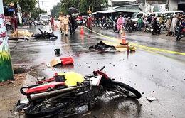 Lái xe gọi người nhận tội thay sau khi gây tai nạn làm chết 2 người