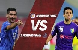 Văn Quyết, Quang Hải đua tranh giải thưởng bàn thắng đẹp tại AFC Cup do AFC tổ chức