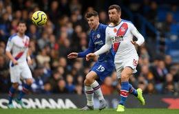 Chelsea - Crystal Palace: Đội khách trước cơ hội lịch sử (18h30 ngày 3/10)