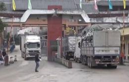 Trung Quốc thay đổi hoạt động tại các cửa khẩu thuộc tỉnh Vân Nam