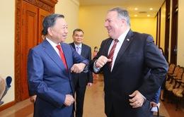 Việt Nam và Hoa Kỳ tăng cường hợp tác an ninh, đối phó thách thức trong khu vực