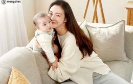 Choi Ji Woo lần đầu xuất hiện sau 5 tháng sinh con