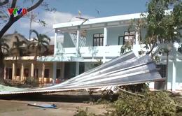 Quảng Ngãi khẩn trương khắc phục hậu quả bão số 9
