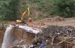 Khẩn trương thông tuyến vào các xã cô lập ở Quảng Trị để cứu trợ người dân