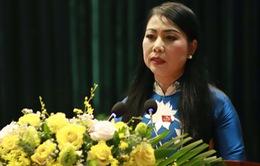 Bà Hoàng Thị Thúy Lan được bầu làm Chủ tịch HĐND tỉnh Vĩnh Phúc