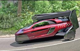 Hà Lan cấp phép cho ô tô bay hoạt động trên đường