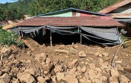 Vụ sạt lở ở Phước Sơn: Mất liên lạc hoàn toàn với xã Phước Lộc