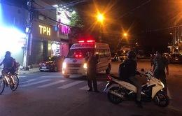 Cháy khách sạn có người đang cách ly phòng dịch COVID-19 tại TP.HCM