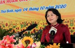 Thái Bình phải trở thành một tỉnh gương mẫu như Bác Hồ hằng mong muốn