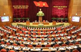 Ngày làm việc thứ nhất Hội nghị Trung ương lần thứ 13