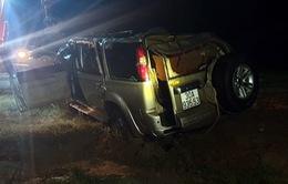 Xác định danh tính 5 nạn nhân vụ ô tô va chạm xe máy rồi rơi xuống sông Giăng