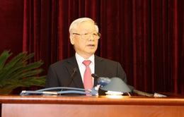 Tổng Bí thư, Chủ tịch nước Nguyễn Phú Trọng: Bảo đảm sự lãnh đạo toàn diện của Ban Chấp hành Trung ương trên các địa bàn, lĩnh vực